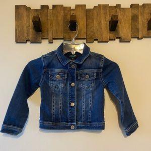Oshkosh Girls Jean denim jacket
